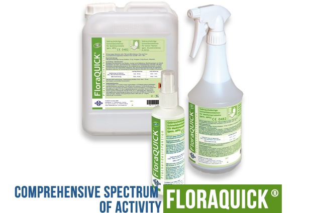 FloraQUICK<sup>®</sup>